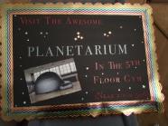 planetariumsign