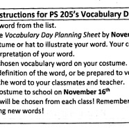 English Instructions