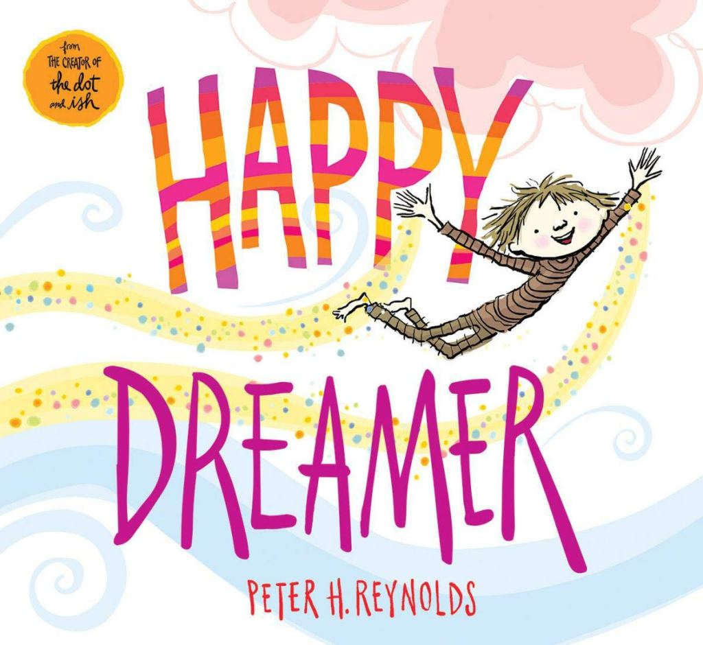 book cover of Happy Dreamer