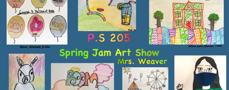 Spring Jam Art Show